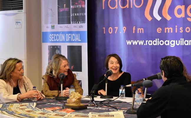 La premiada con el Águila de Oro insta al sector a aprender del Festival de Cortos