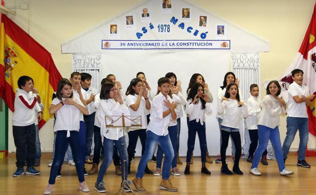 Segovia rapea para celebrar el 39 aniversario de la Constitución