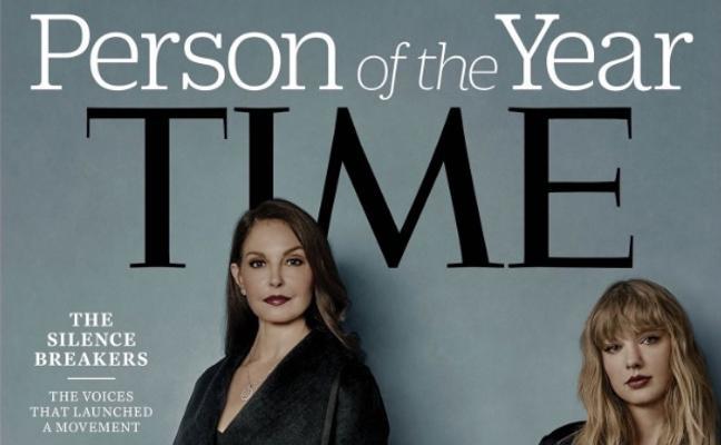 Time elige como personaje del año a las mujeres que denunciaron el acoso sexual