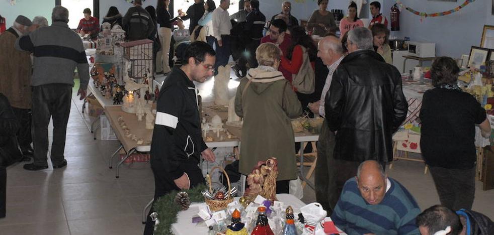 Beleña se prepara para acoger el día 16 la novena edición de su Feria del Belén