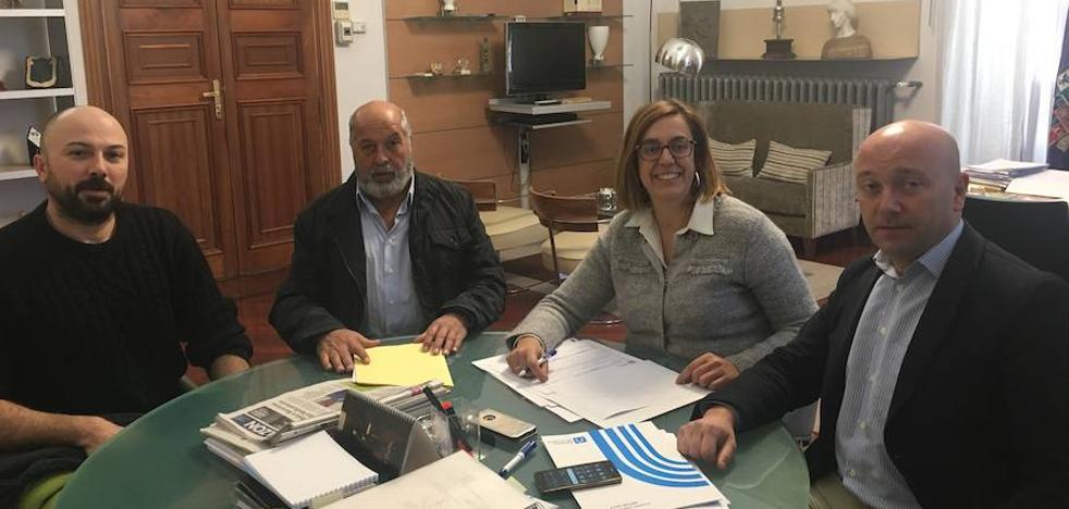 Guaza de Campos quiere abrir un centro de interpretación de las aves