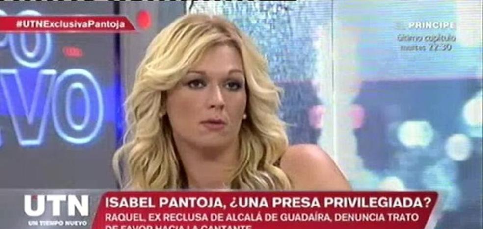 La excompañera carcelaria y azote televisivo de Isabel Pantoja acaba en la prisión de Topas