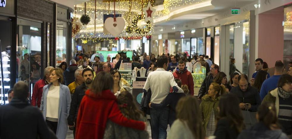 Los comercios de Valladolid encaran seis domingos consecutivos de apertura
