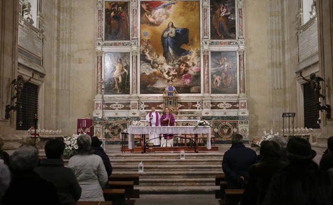 La parroquia de La Purísima celebrará mañana la festividad de La Inmaculada