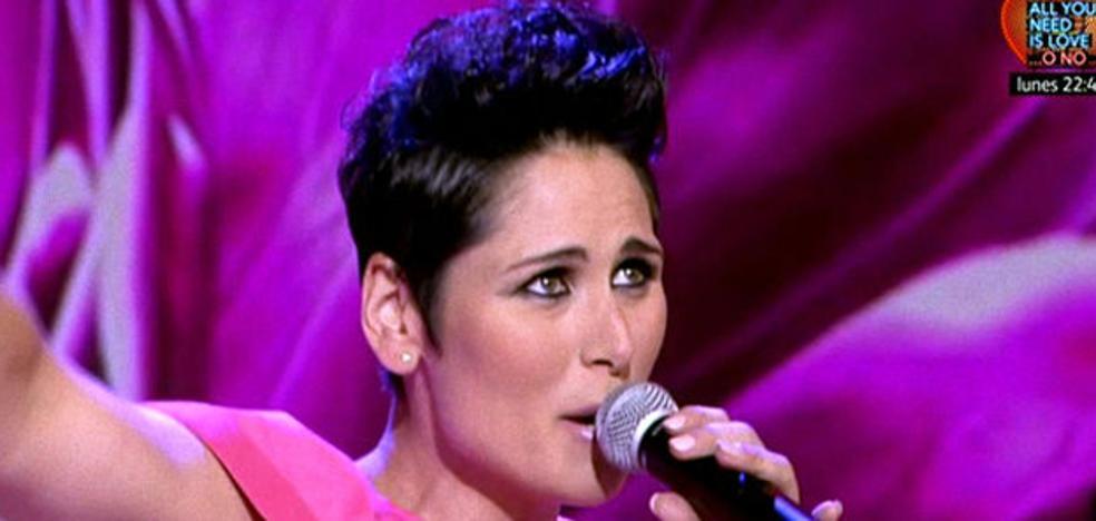 Rosa López participará en la gala de Navidad de 'OT'