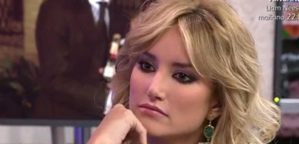 Alba Carrillo se pone en forma ante su juicio con Fonsi Nieto
