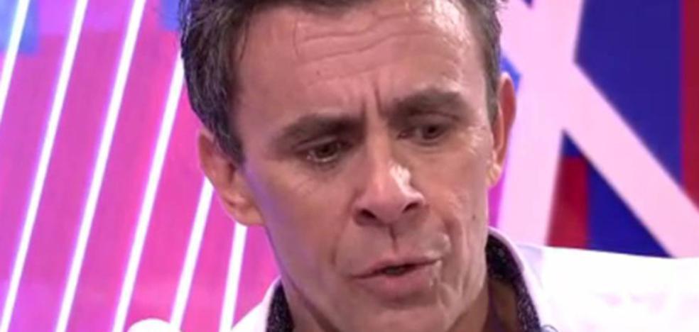 Alonso Caparrós busca la reconciliación con su padre