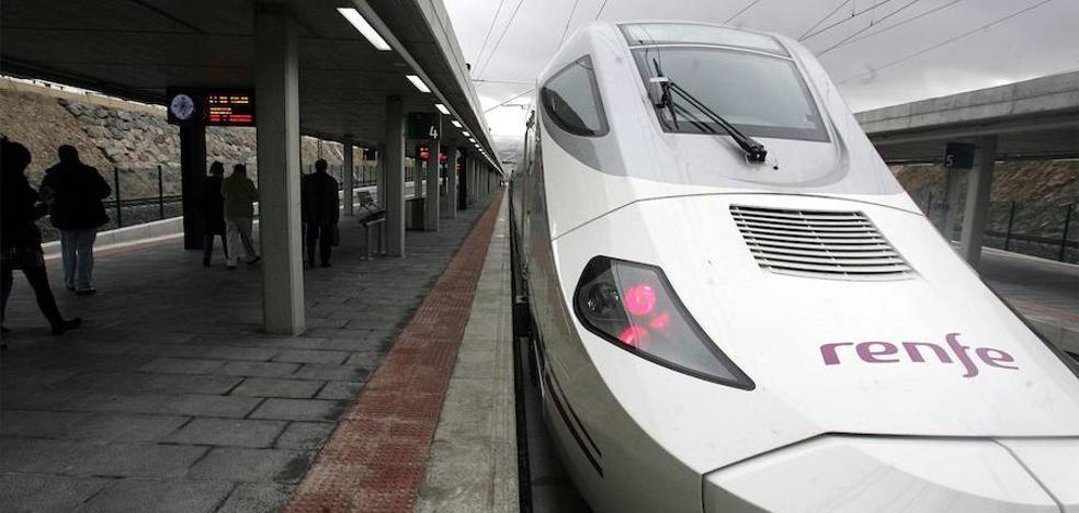 Un niña se queda «tirada» en el andén de Segovia porque sus familiares no pudieron bajar del tren
