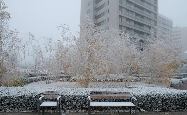 No es nieve, es cencellada