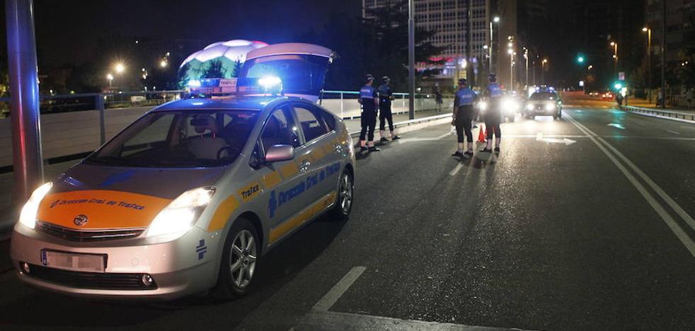 La Policía de Valladolid se suma a la campaña de control de alcohol y drogas al volante