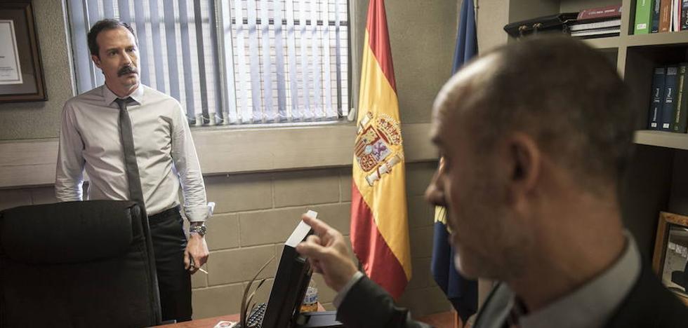 El actor Fele Martínez protagoniza la tercera jornada del Festival de Cortos de Aguilar
