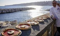 La pizza napolitana, Patrimonio de la Humanidad... junto a otras nueve delicias