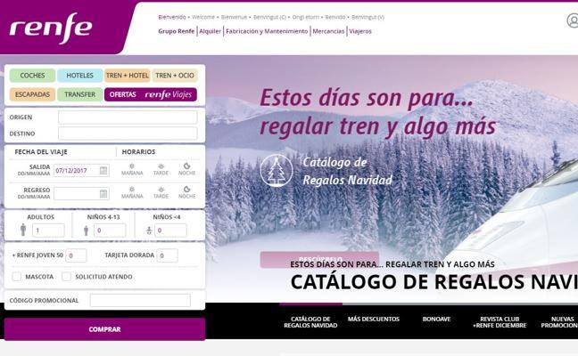 Fomento anuncia bonos Avant con descuentos de hasta el 65% para los trenes Madrid - Salamanca