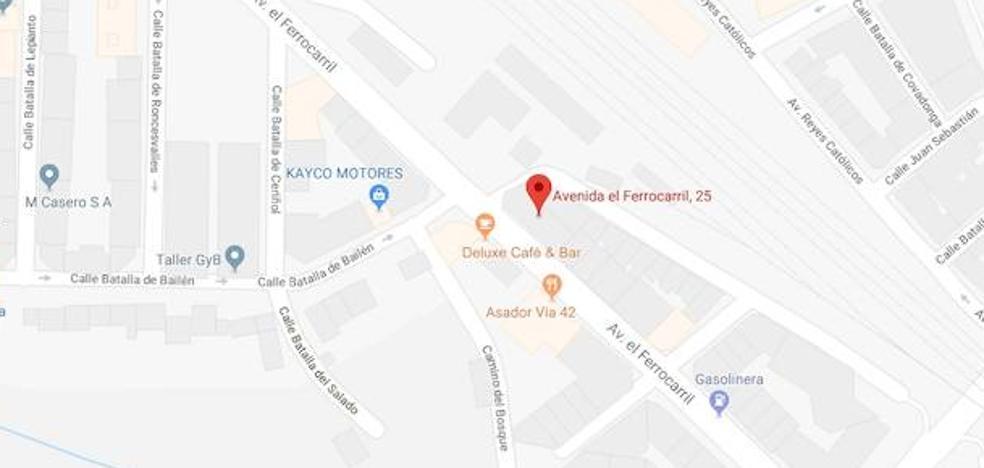 Atendido un varón de 83 años por inhalación de humo en un incendio en Ponferrada