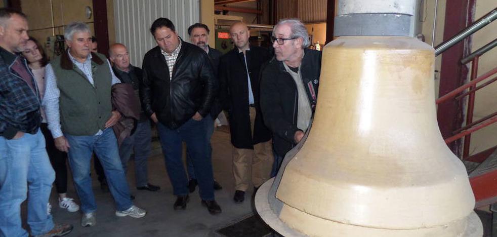 Las campanas de Villota del Páramo voltearán por los derechos humanos