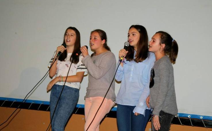Fiesta en la Escuela de Música Comarcal del Cerrato