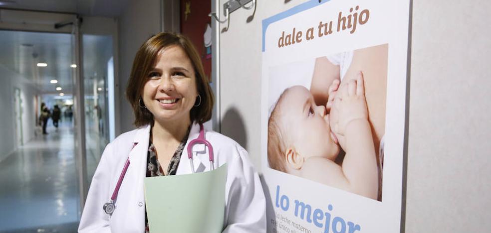El hospital inicia medidas preventivas en Maternidad frente a la bronquiolitis
