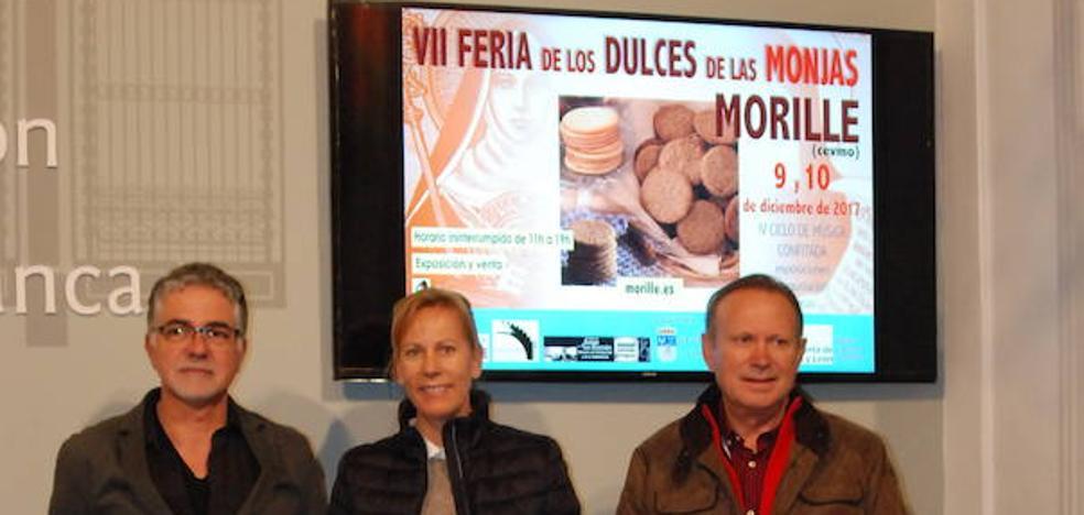 Morille ofrece durante el fin de semana los dulces de 8 conventos de clausura