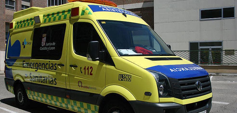 Herido grave un joven de 23 años en un accidente en el camino de Chatún
