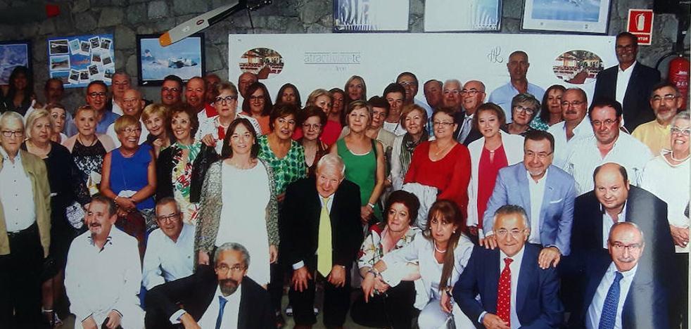 Andariegos y canarios ratifican sus lazos