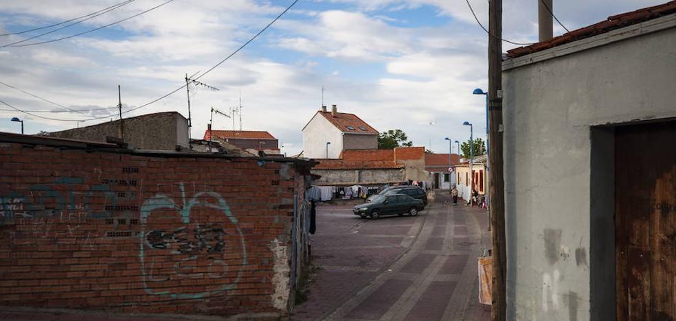 Herido en una pierna por arma de fuego en el Barrio España de Valladolid