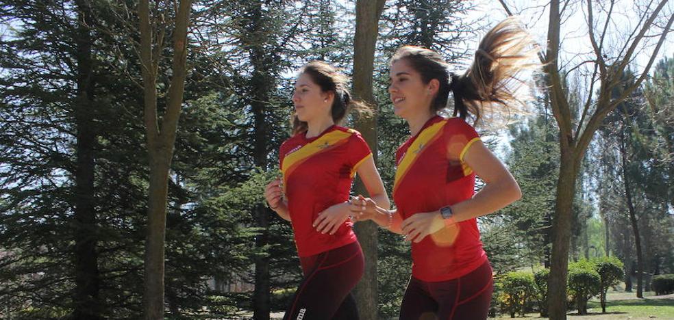 Los atletas del CAV compiten en Eslovenia y Guadix