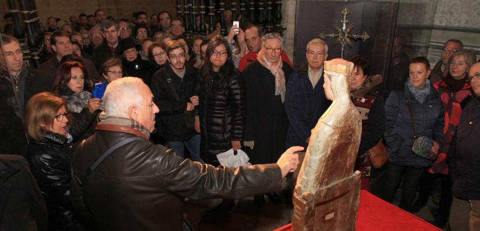 La Catedral presume de sus tesoros marianos