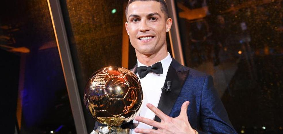 Cristiano: «Soy el mejor jugador de la historia»