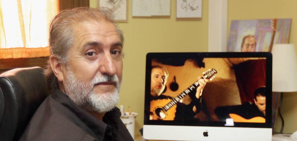 El músico vallisoletano Paco Díez obtiene la medalla de plata de la 'Ligue Universelle du Bien Publique'