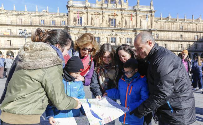 Salamanca se prepara para otro puente de récord turístico