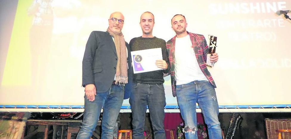 La compañía Enterarte Teatro triunfa en el certamen aficionado de Carrión