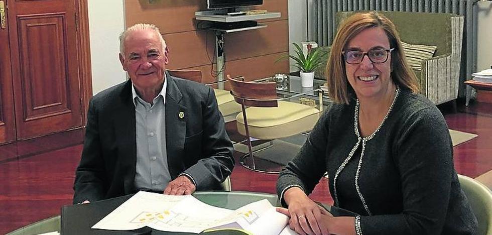 Mudá solicita ayudas para reformar el centro cívico y mejorar el saneamiento