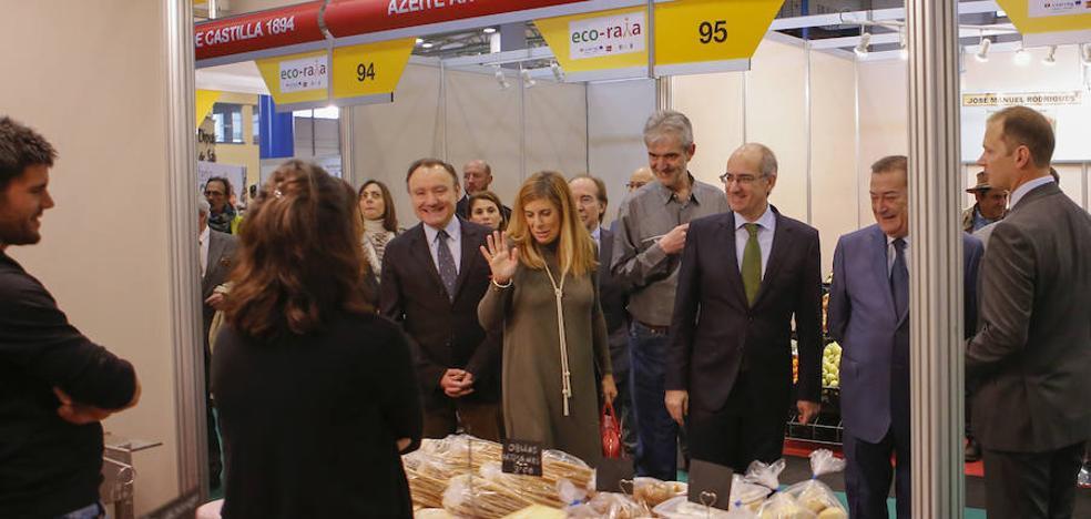 Ecoraya se consolida como escaparate transfronterizo de productos de calidad