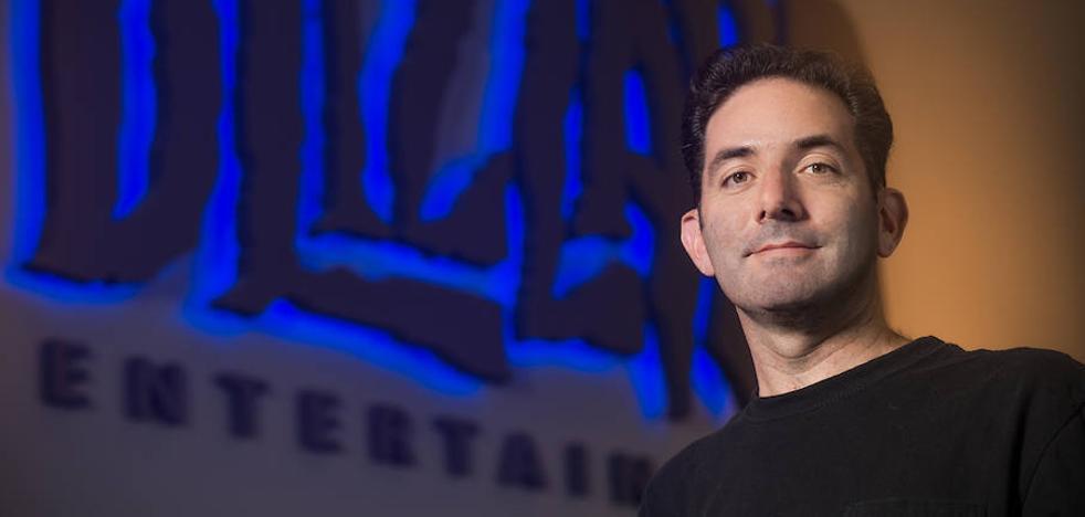«El futuro de los videojuegos va a ir vinculado a la retransmisión de partidas»