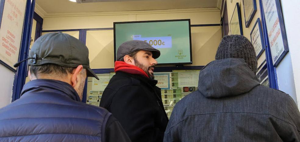 Los segovianos son los cuartos que más gastan en Lotería de Navidad
