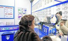 La venta de lotería de Navidad aumenta y aúpa a Palencia al sexto lugar de España en gasto