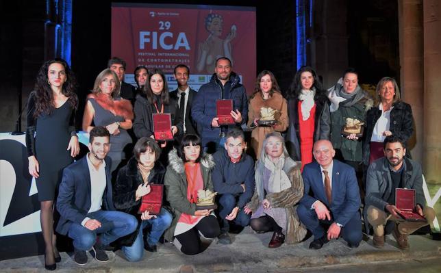 El cortometraje 'Matria' gana el Festival de Aguilar