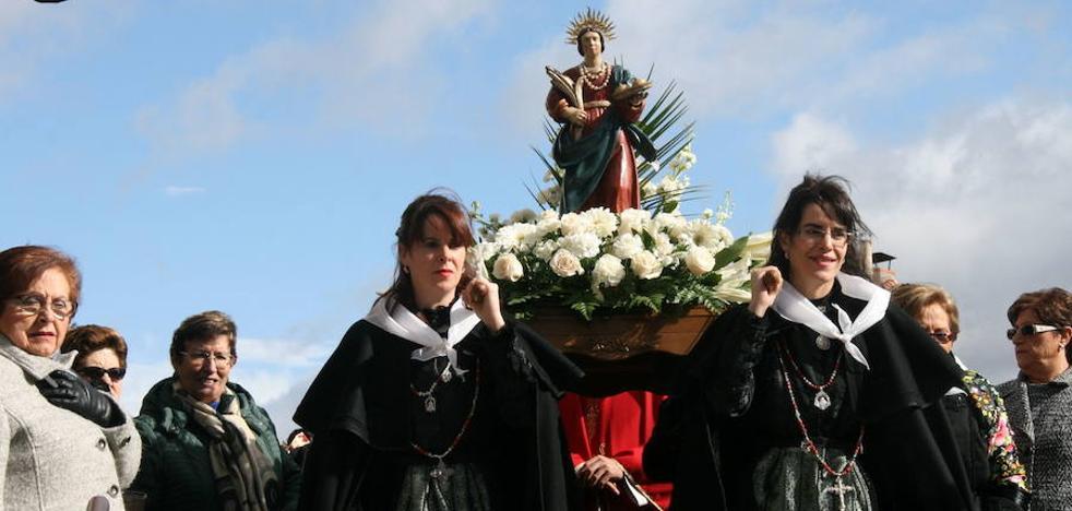Cuéllar adelantará la celebración de Santa Águeda al 4 de febrero