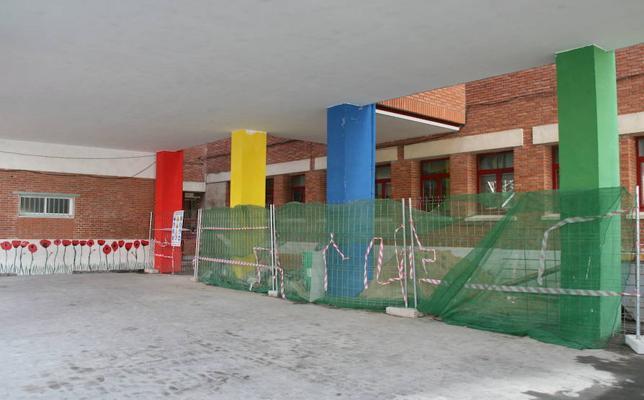 El colegio Santa Clara de Cuéllar estrenará el año con un ascensor