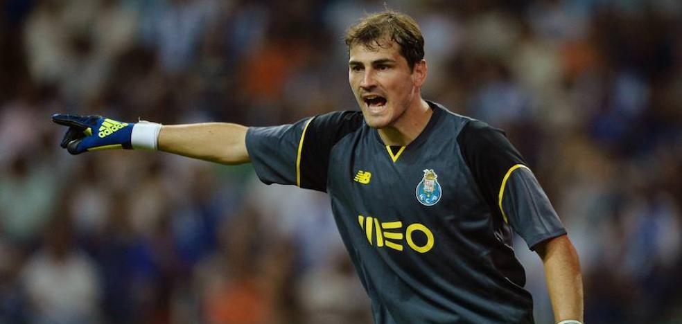 Íker Casillas recibirá la Medalla de Oro de Ávila el 22 diciembre