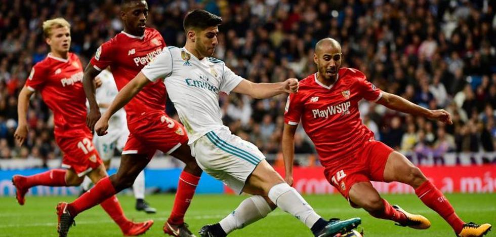 Los extremos dinamizan al Madrid