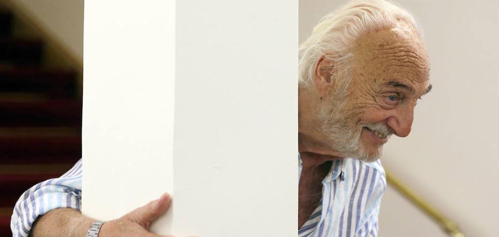 Héctor Alterio: «Me he quedado en blanco dos veces en 88 años, ¿no es mal promedio, no?