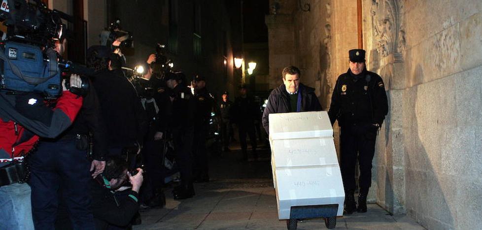 El Gobierno deja en manos de la justicia el posible retorno de los papeles del Archivo