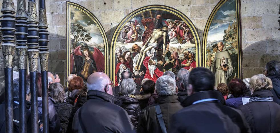 Más de 800 personas ven de cerca las campanas de la Catedral
