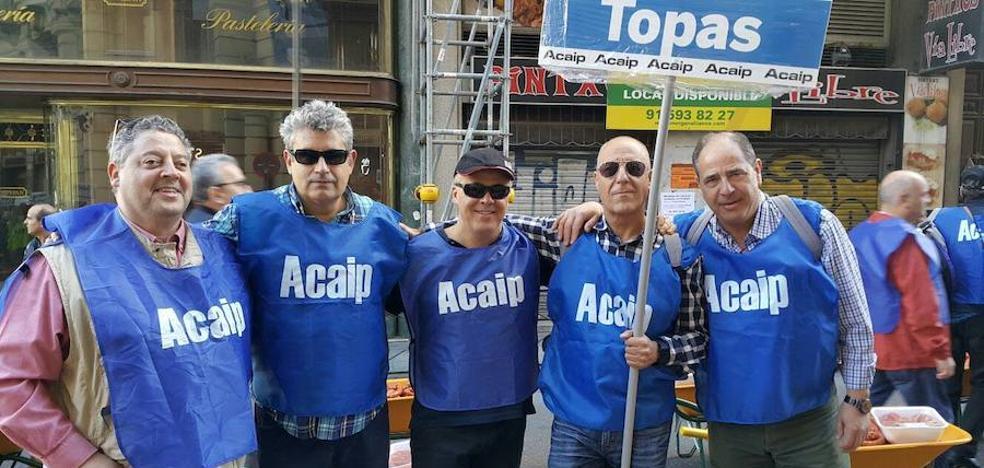 El sindicato Acaip se querella contra los responsables de Instituciones Penitenciarias
