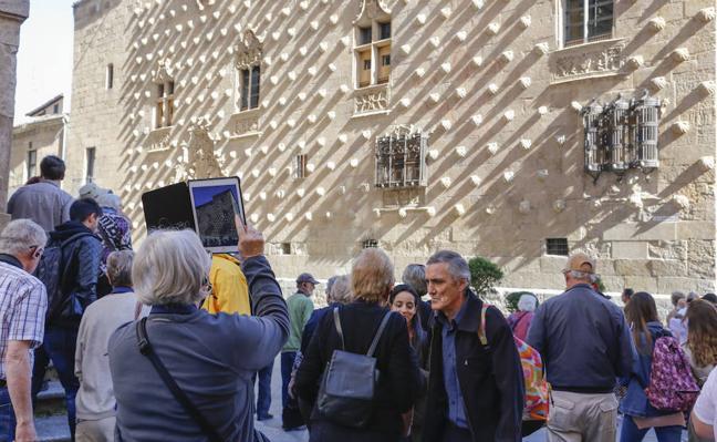 La Casa de las Conchas acoge ya el Registro de la Propiedad Intelectual