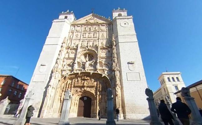 ¿Te apetece dar un pequeño paseo prenavideño por Valladolid?