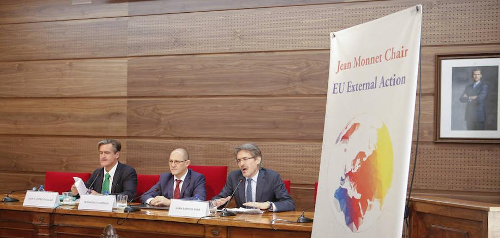 López Aguilar cree que el independentismo catalán es «un cóctel indigesto»