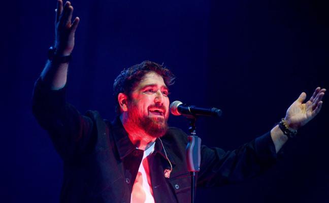 Antonio Orozco cancela su concierto en Torrevieja por problemas de salud