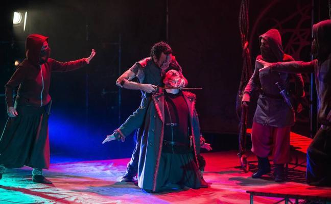 'La Vida es Sueño', de Calderón, llega el viernes al Teatro Zorrilla